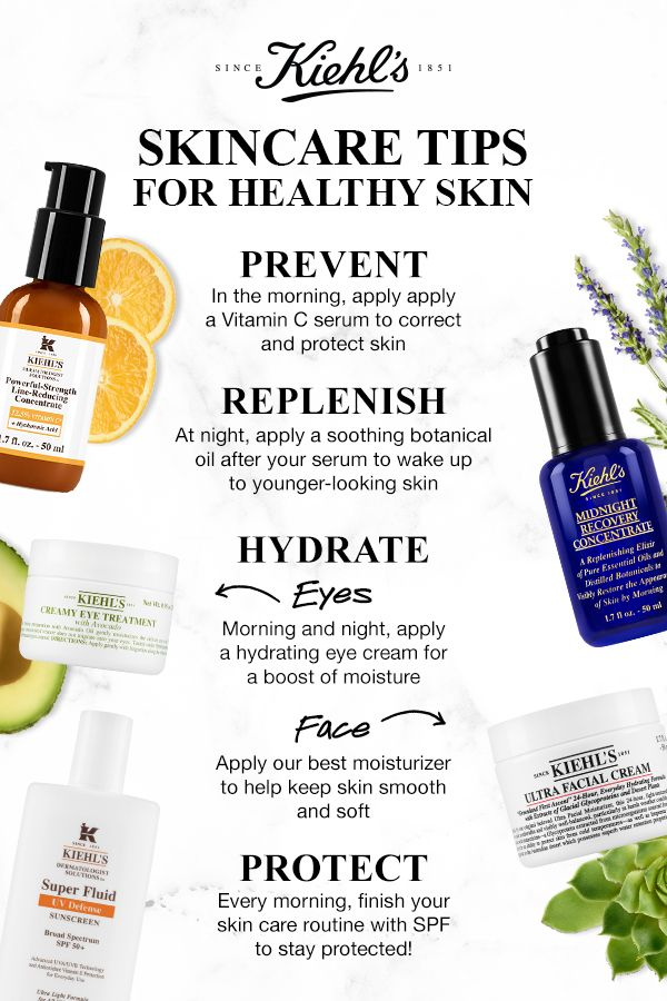 Kiehl S Skincare Tips For Healthy Skin Introduce A Vitamin C Serum Like Powerful Strength Line Reducing Concentrate To Kiehls Skincare Skin Care Healthy Skin