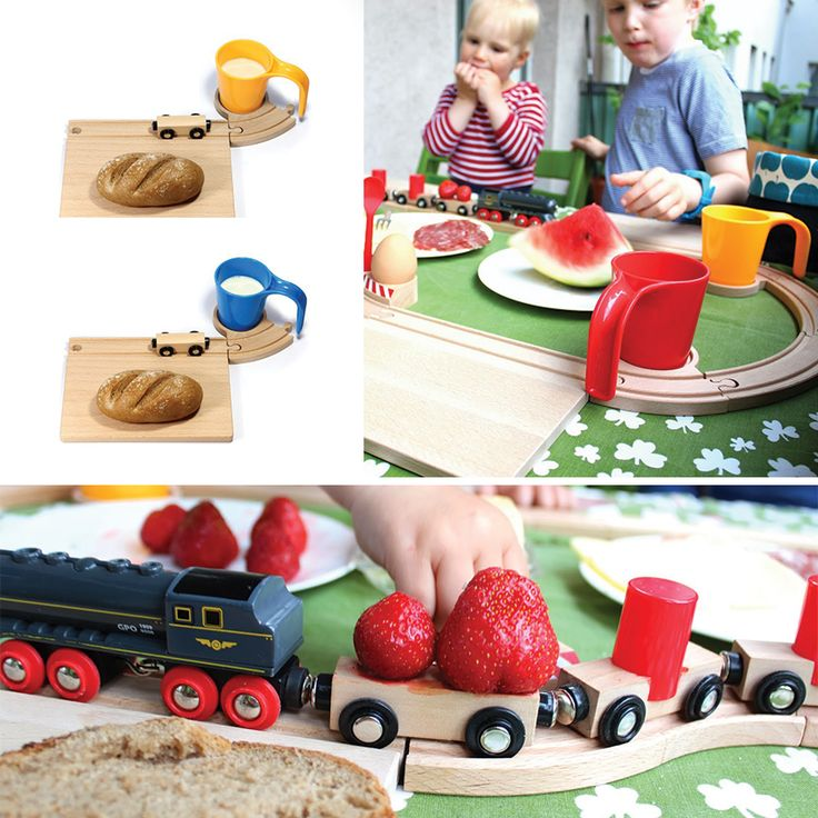 Eten als een trein! - Oh yeah baby!