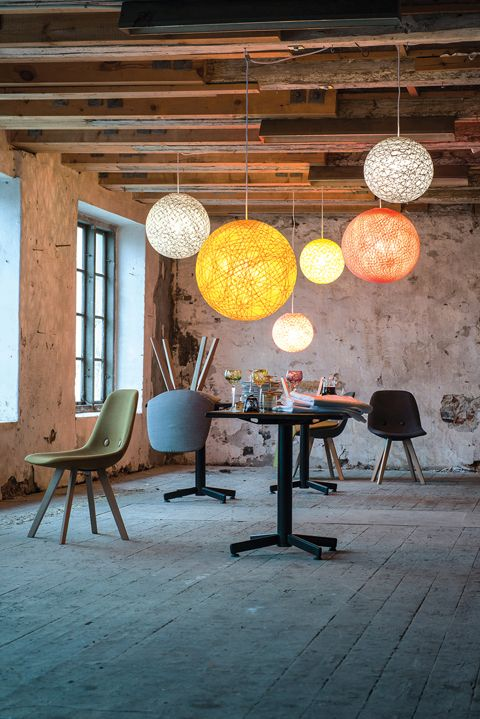 BIG by Vasanthi.  Photo shoot with @Martin Kaufmann and stylist @Sanne Korsholm #vasanthidk #vasanthi #styling #pendants #interioerdesign #interioer #lamps #colourmehappy #erikjoergensen