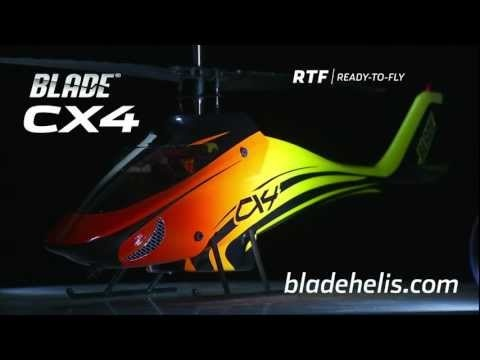 Blade Helis - Engineered in America