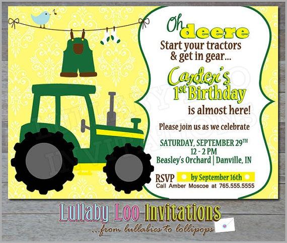 015932b6253b24a79d2413818c2a8e57 tractor birthday invitations tractor birthday parties 119 best boy birthday invitations images on pinterest,Tractor Birthday Party Invitations