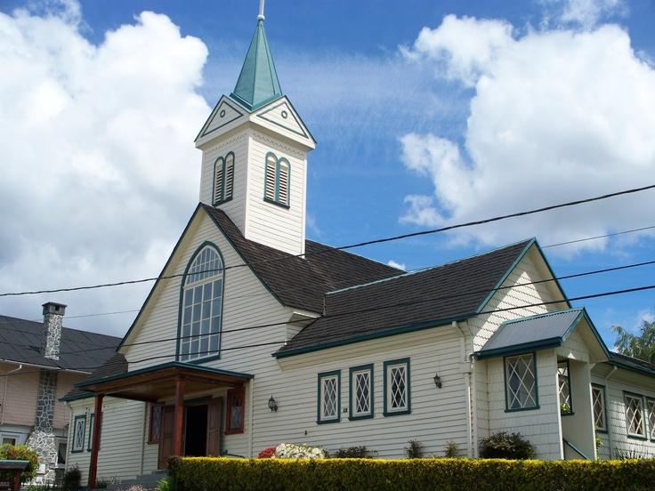 Iglesia Frutillar