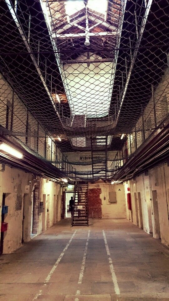 Amazing tour mapping the history of the prison and the town. A total must!