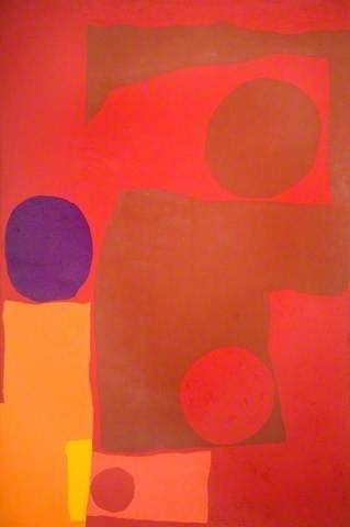 Patrick Heron, Rumbold 1970