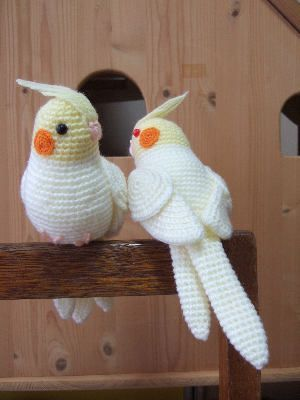 .I love the detail on these little birds, brilliant job