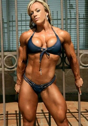 Hot Sexy Muscle Women