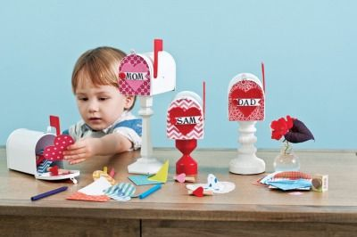 DIY Love Notes   Valentines Day Crafts - Parenting.com