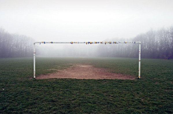 Reto visual 7. Fotografo Martin Amis, cuya huella es la manera en la que plasma los espacios vacíos. #retovisual0911 #pu0911