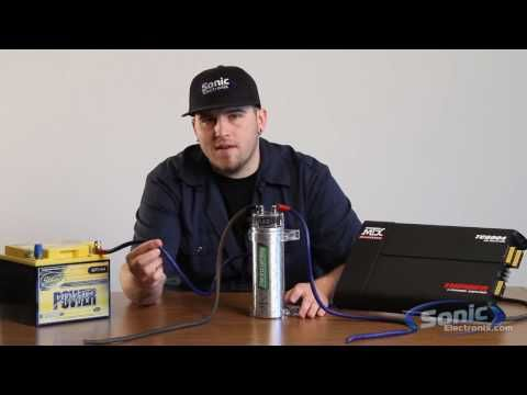 17 best ideas about car audio capacitor subwoofer how to install a car audio capacitor tronnixx in stock