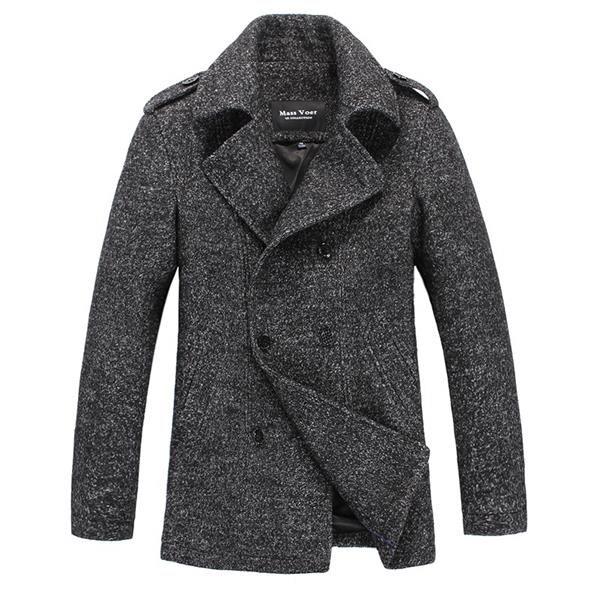 Сколько стоит мужское пальто шерстяное