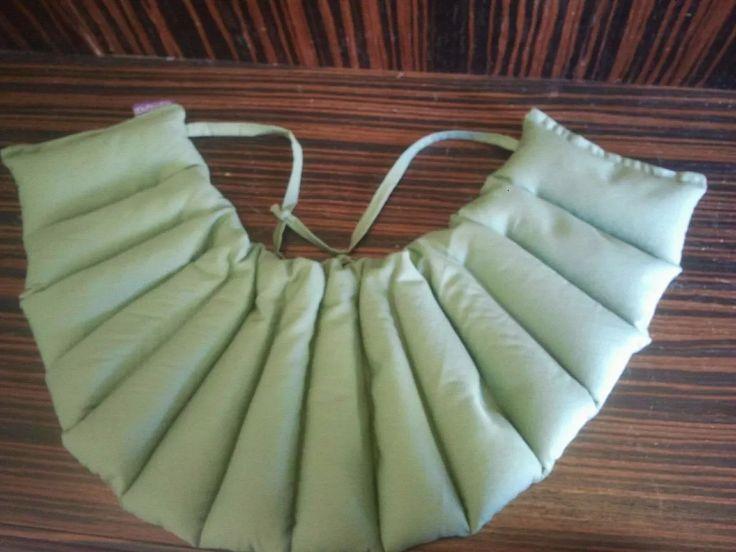 bolsa termica de sementes para compressa quente e fria