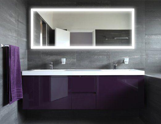 Die besten 25+ Spiegel mit beleuchtung Ideen auf Pinterest ...