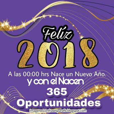 Imagenes con Frases para celebrar el Año Nuevo 2018 #frases