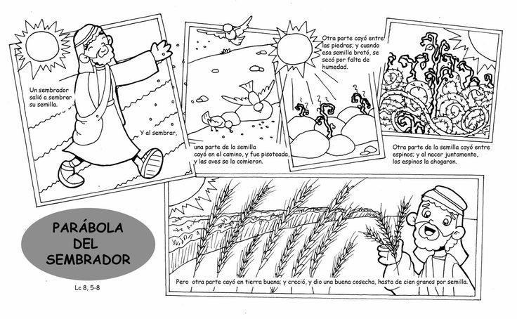 Dibujos para catequesis: febrero 2014