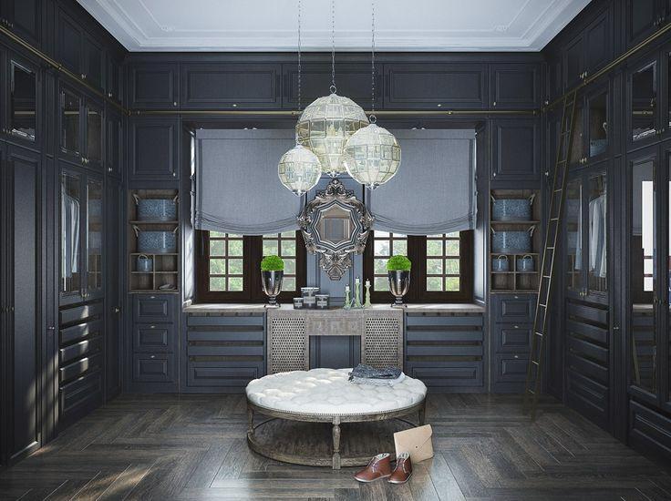 9 best ستائر نماذج images on Pinterest Bedroom designs, Bedroom - ideen fur gardinen luxurioses interieur design