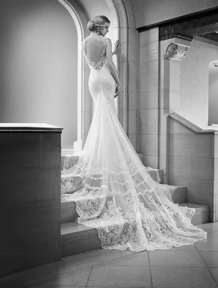 Vestidos de novia de Martina Liana 2017. Modelo 675 / Martina Liana 2017 wedding dresses 675 Model