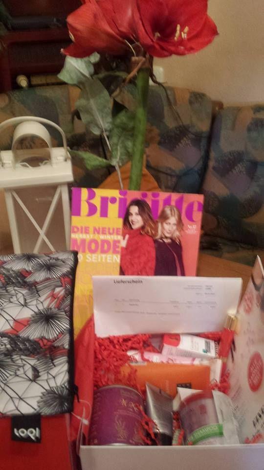 hyapur® - the official fanpage eine Brigitte Box