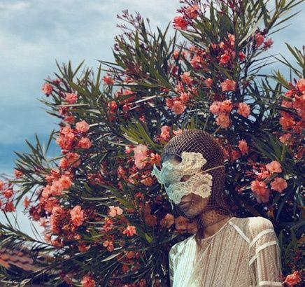 Suzy O'Rourke Mask - StyleMeRomy 'Eyes Wide Shut'