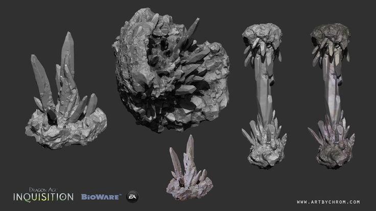 ZBrush Interview: Dragon Age: Inquisition