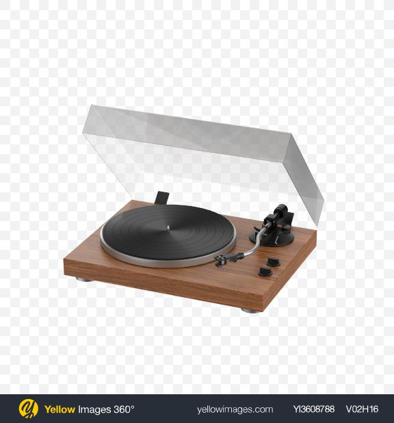 Download Vinyl Record Player Transparent Png On Yellow Images In 2021 Vinyl Record Player Vinyl Records Record Player