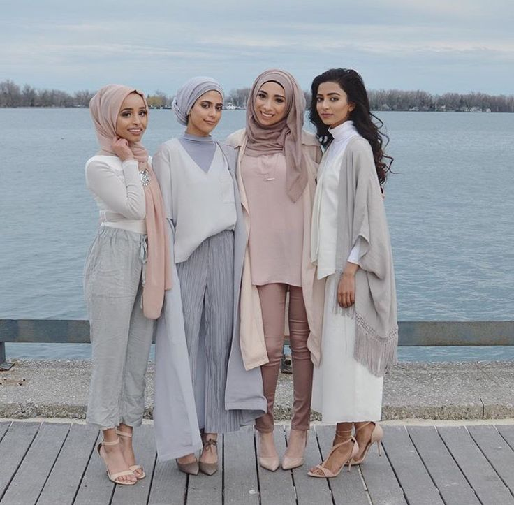 Hijab + Pastels + So Cohesive (_rads)