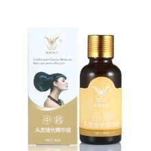 Cuidado do cabelo Rápido Poderoso Produtos Do Crescimento Do Cabelo Rebrota Líquido Essência 30 ml Tratamento de Prevenção Da Perda De Cabelo Para Homens E Mulheres alishoppbrasil