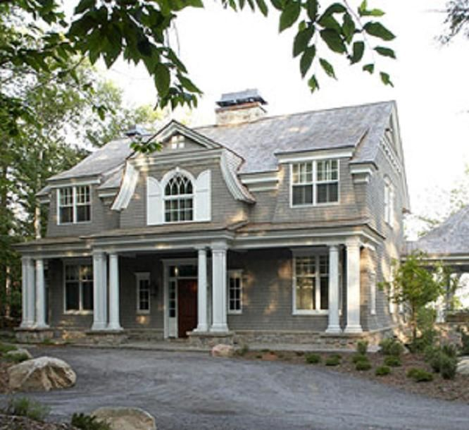 12 best dutch colonial images on pinterest exterior for Cape to colonial conversion plans
