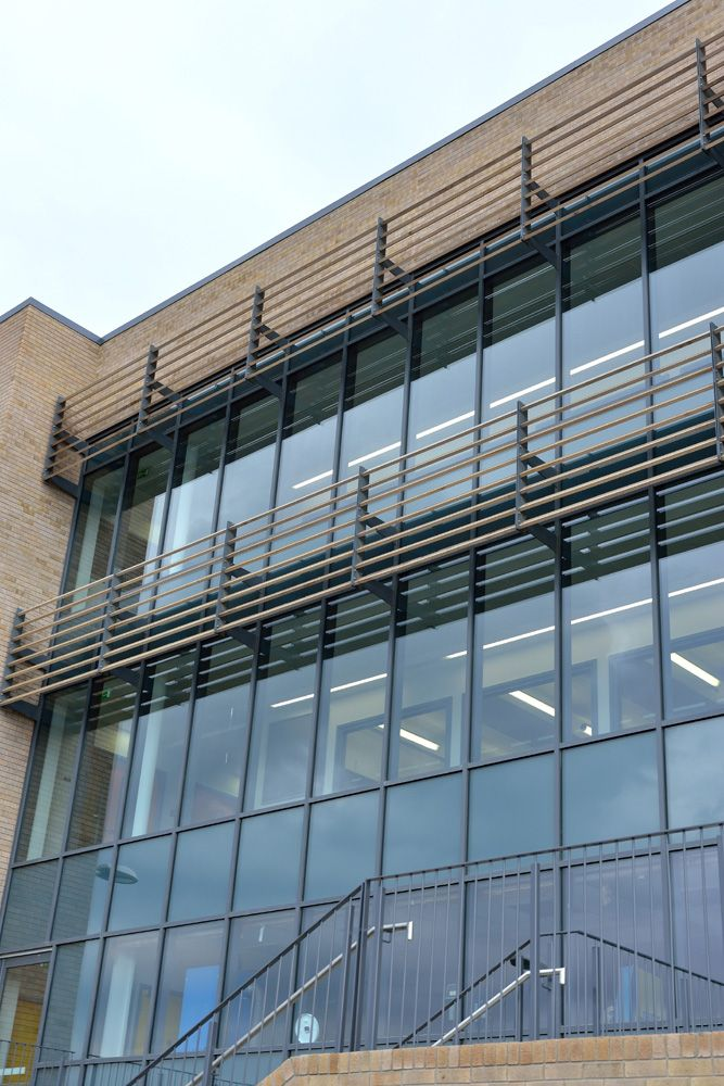Curtain Wall Solar : Best images about curtain facades on pinterest