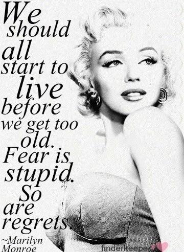 Fear is Stupid