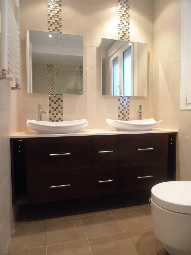 Mueble con lavabo blanco buscar con google home decoration pinterest lavabo blanco y - Mueble lavabo blanco ...