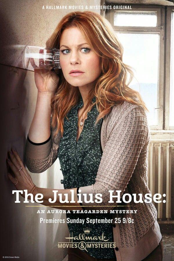 The Julius House~~Hallmark Movies & Mysteries~~Candace Cameron Bure