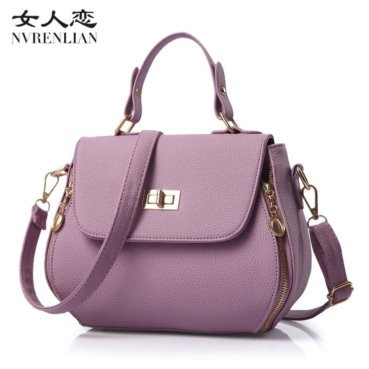 44.48$  Watch here - http://ali4mj.shopchina.info/1/go.php?t=32799961114 - 22017 Women Crossbody Bags For Women Small Handbags Leather Famous Brand Fashion Women Messenger Shoulder Bag Wholesale   #magazineonlinewebsite