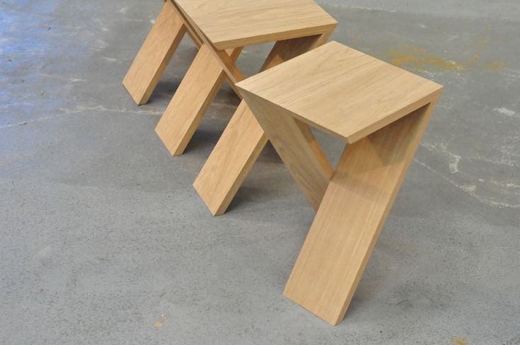 12 best ply3 series stool images on pinterest benches for Tischbock design