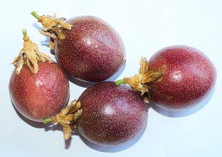 Despre fructe si legume: FRUCTUL PASIUNII