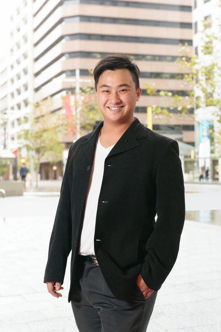 Bryan Susilo in Australia: Bryan Susilo - Designer of His Own Life