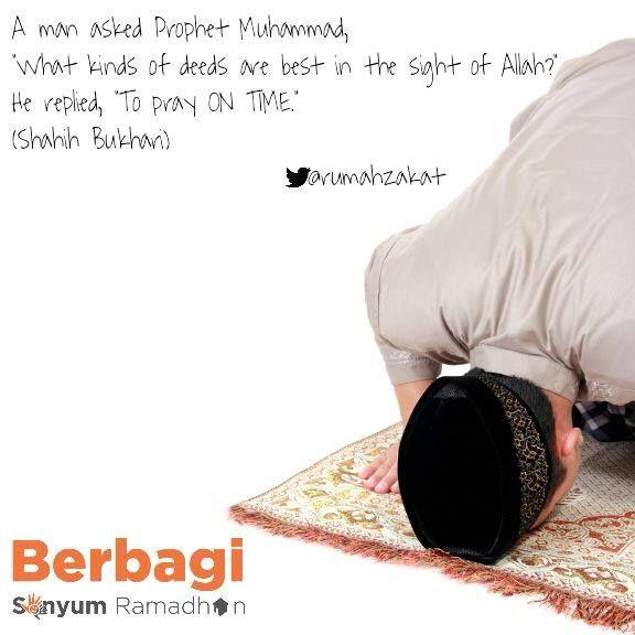 Pray On Time