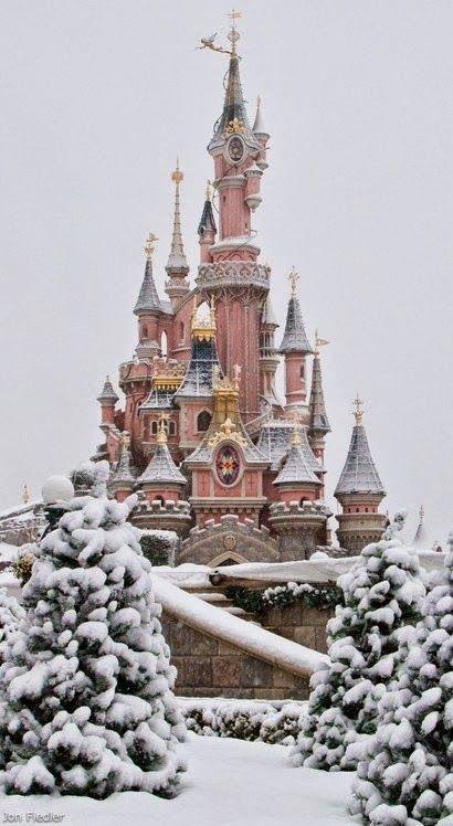 Un séjour chez Mickey