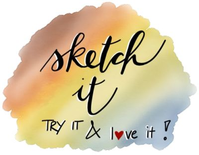 Anregungen, Hilfe und Tipps zum zeichenen von Sketches für Präsentationen für Schule, Jugendarbeit und Medienpädagogik.