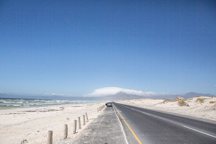 Cape Town, Baden Powell Drive