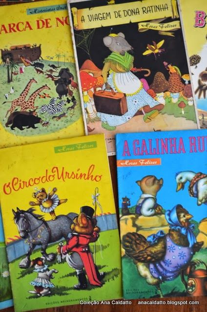 Ana Caldatto   – Antigo Livro Infantil