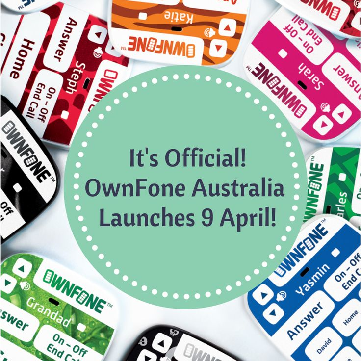 It's Official! OwnFone Launches 9 April