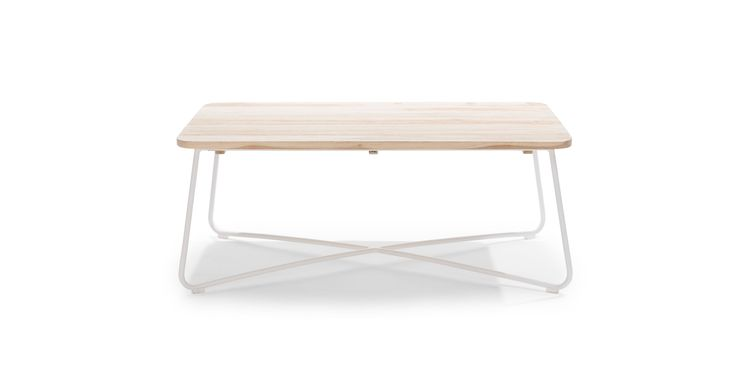 Nimbus White Coffee Table - Coffee Tables - Article | Modern, Mid-Century and Scandinavian Furniture