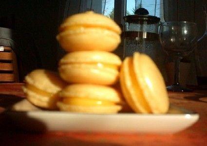 Macarons citron : la recette facile