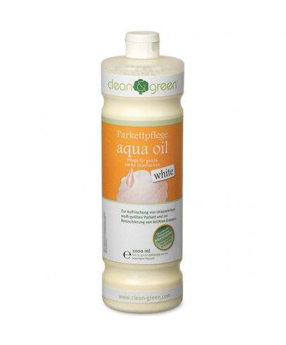 Praktisches #Zubehör von den Original-Herstellern, allerdings zu besseren Preisen: HARO clean & green Parkettpflege aqua oil white - Zubehör