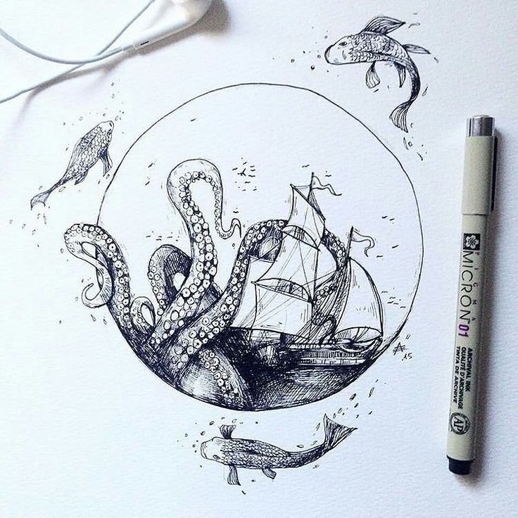 Thought-provoking #penandink #illustration by Alfred Basha @alfredbasha of an…