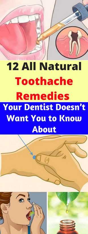 12 All Natural Toothache Remedies Your Dentist Doesn't Want You to Know About - seeking habit