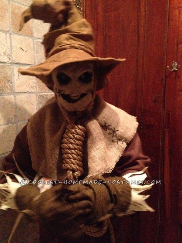 Scary Scarecrow Costume...