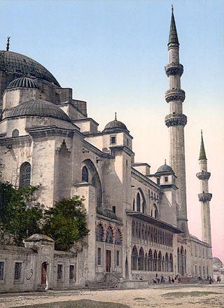 Mezquita de Süleymaniye - Wikipedia, la enciclopedia libre