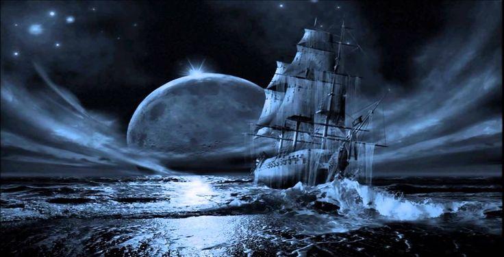 http://Nave fantomă – legenda Olandezului zburător