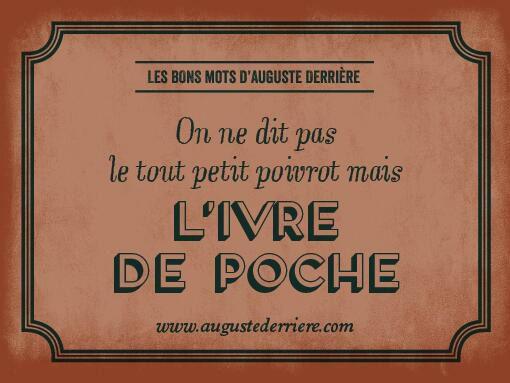 """""""Un Gode n'est pas toujours un dieu anglais"""". Après les jeux de mots de Monoprix,je vous présente Auguste Derrière qui est sans aucun doute le fleuron de l'absurde et du jeu de mot laid dudébut du XXe siècle. Né en 1891 à Bordeaux, AUGUSTE DERRIÈRE aura certainement été de son vivant le fleuron de l'absurde,…"""
